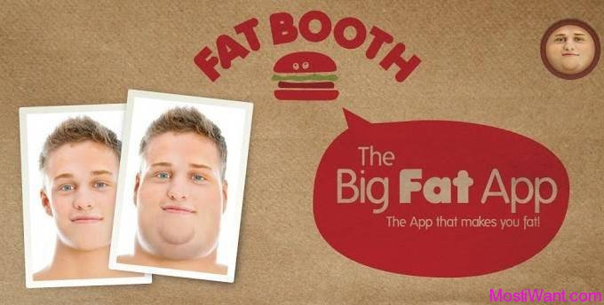 FatBooth for iPhone, iPod touch,iPad, and Android