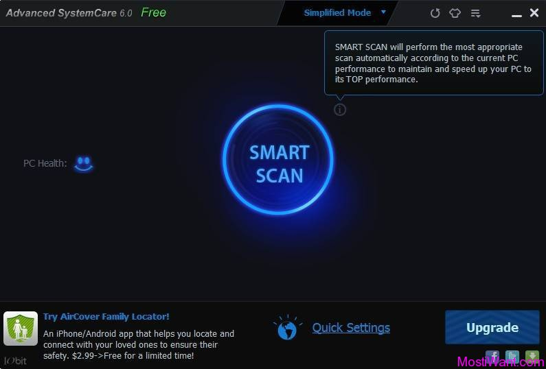 IObit Advanced SystemCare 6 Free