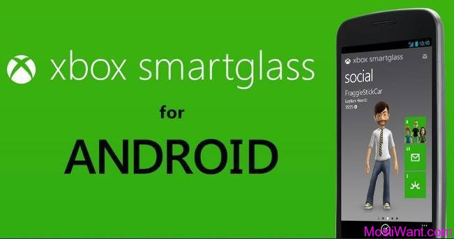 Microsoft XBox Smartglass App for Android