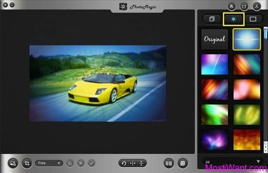 PhotoMagic Mac Photo Effect App