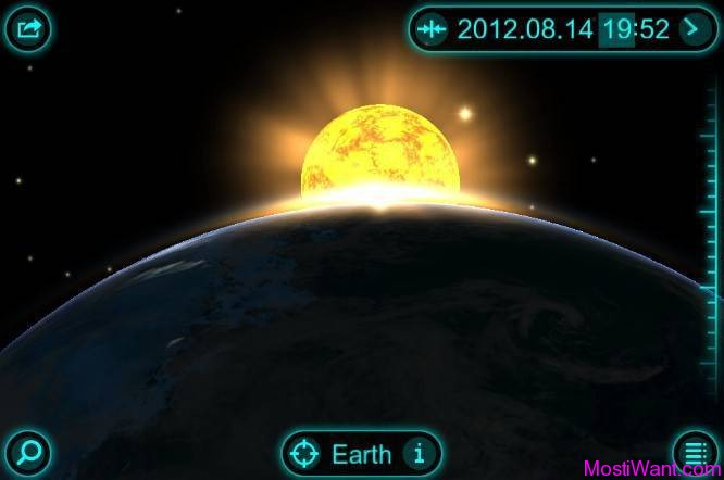 Solar Walk - 3D Solar System model Free for iPhone & iPad