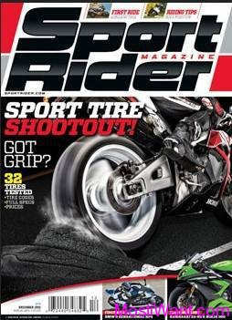 Sport Rider Magazine Magazine Free 1-Year (12-issues) Subscription