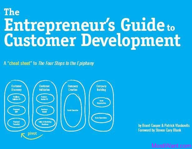 FREE PDF Ebook: The Entrepreneur's Guide to Customer Development