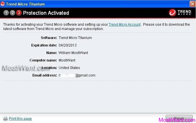 Trend Micro Titanium AntiVirus Plus 2013 Free 6 Months Full Version