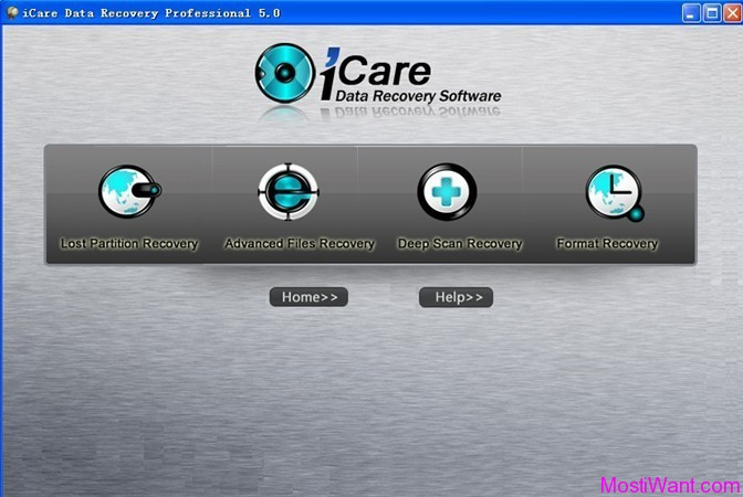 iCare Data Recovery 5 Professional Edition