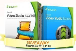 iSkysoft Video Studio Express Free Giveaway