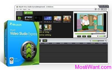 iSkysoft Video Studio Express