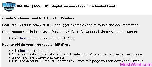 BlitzPlus Free Download Full Version