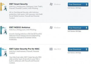 ESET 7 Products Free Download 100 Days Trial Version