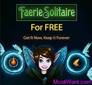 Faerie Solitaire Free Full Version Game for PC & Mac