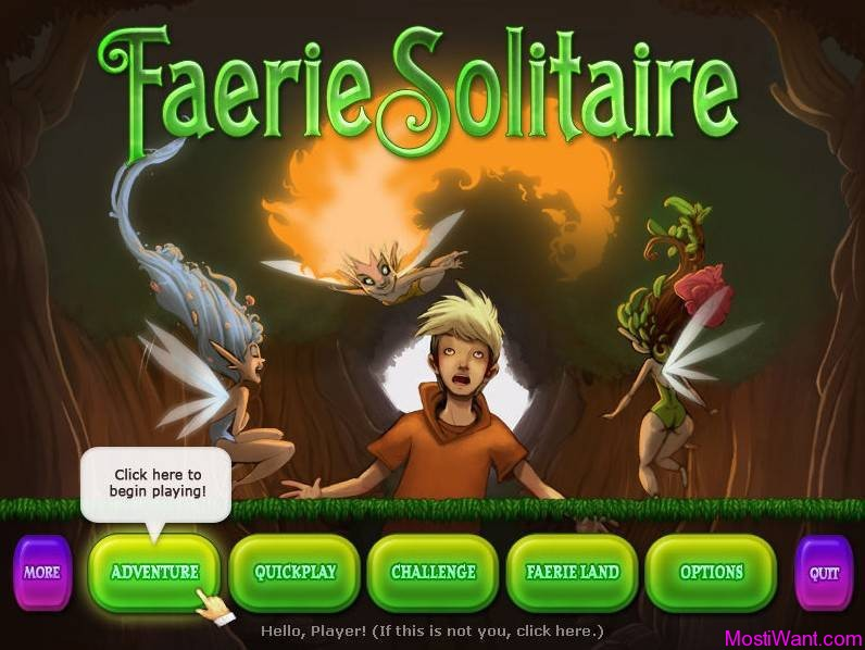 Faerie Solitaire Game for PC & Mac