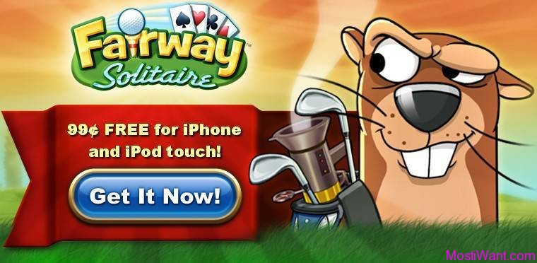 Fairway Solitaire For iPhone/iPod Touch Free Download