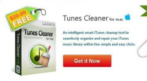 Leawo Tunes Cleaner for Mac Free Full Version Giveaway