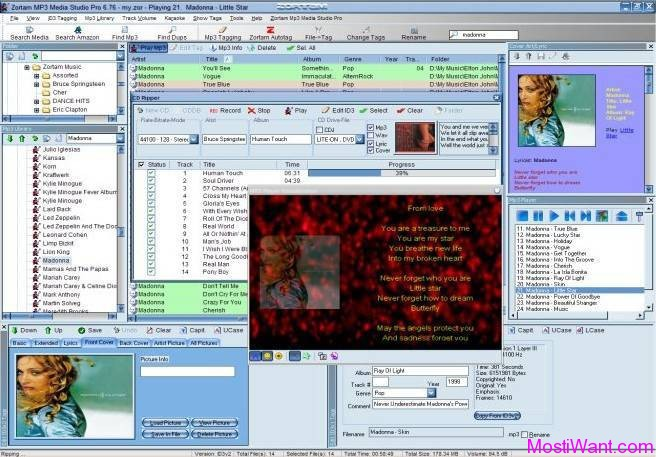 Zortam Mp3 Media Studio Pro