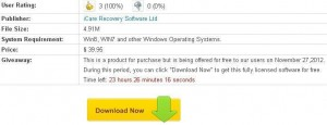 iCare Card Recovery Pro Full Licensed Version