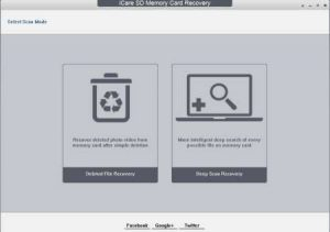 iCare Memory Card Recovery Pro