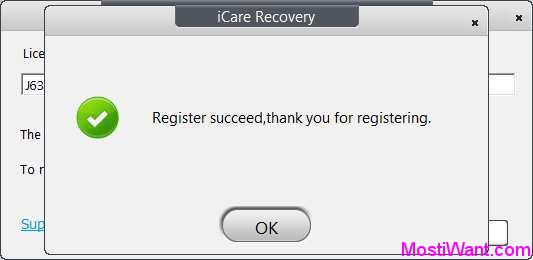 iCare Memory Card Recovery Pro Full Version