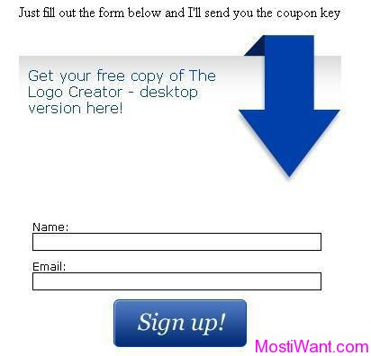 The Logo Creator Coupon Key Giveaway