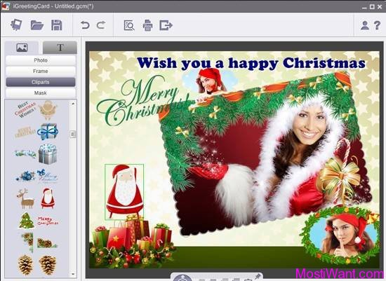 iGreetingCard for Windows