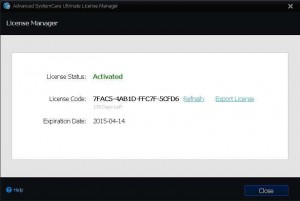 Advanced SystemCare Ultimate 7 Free License