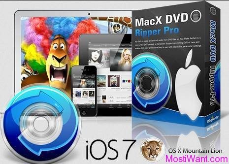 MacX DVD Ripper Pro For Mac