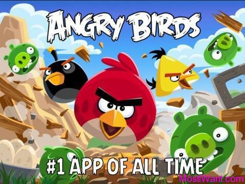 Angry Birds iOS Game