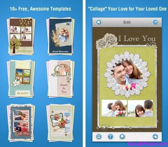 Picture Collage Maker For iOS