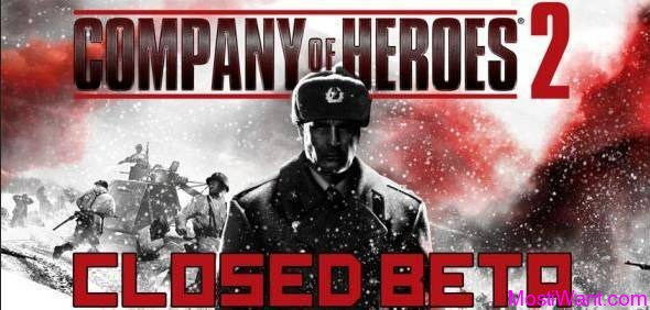 Company of Heroes 2 Closed Beta