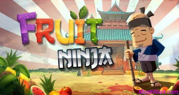 Fruit Ninja iOS Game