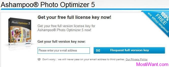 Ashampoo Photo Optimizer 5 Free Full License Giveaway
