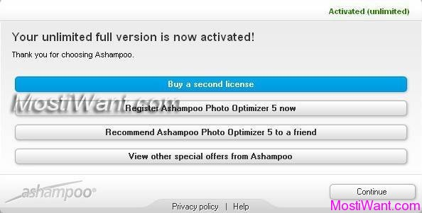 Ashampoo Photo Optimizer 5 Full Version