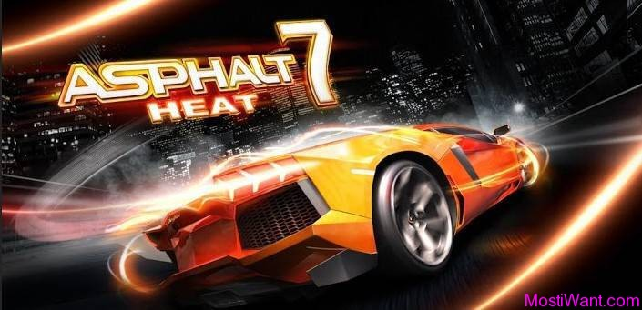 Asphalt 7 Heat iOS Game