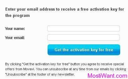 Movavi Screen Capture for Free