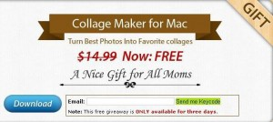 Softease Collage Maker for Mac Free Giveaway