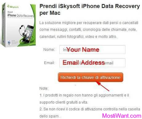 iskysoft data recovery for mac registration code full version free