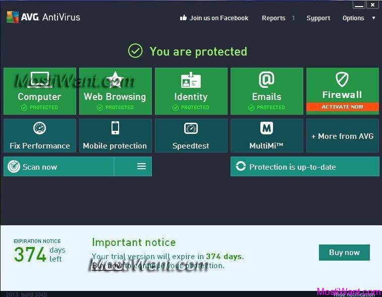AVG Antivirus 2013 Full Version
