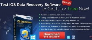 Leawo iOS Data Recovery For Free