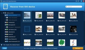Leawo iOS Data Recovery Software