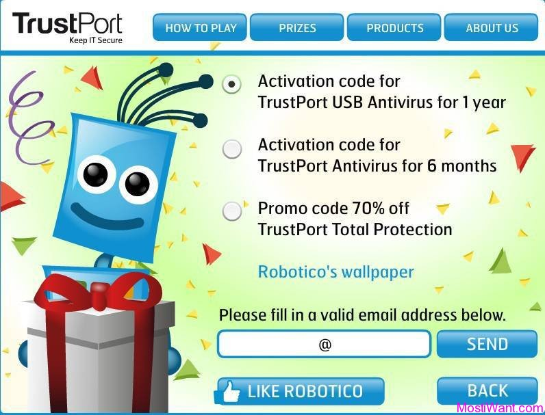 TrustPort: Play & Win Free Full Version Activation Code