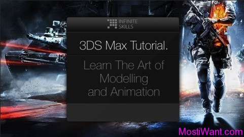 3DS Max Animation & 3DS Max Modeling Tutorials Course