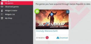 Anomaly: Warzone Earth Game Download