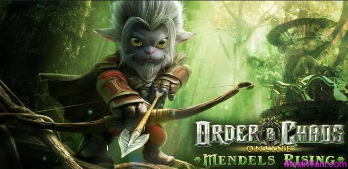 Order & Chaos Online Game