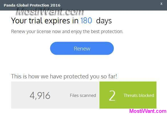 Panda Global Protection 2016 Free Trial
