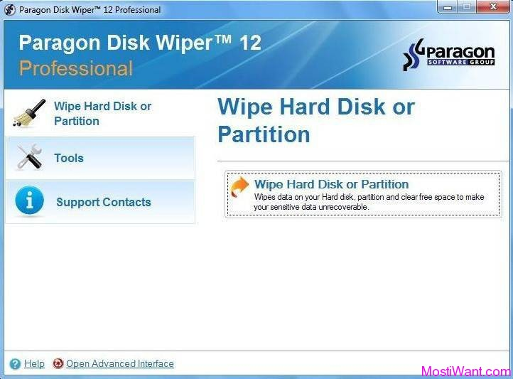 Paragon Disk Wiper 12