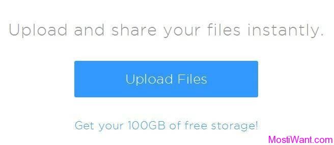 Shared.com Cloud Storage Service
