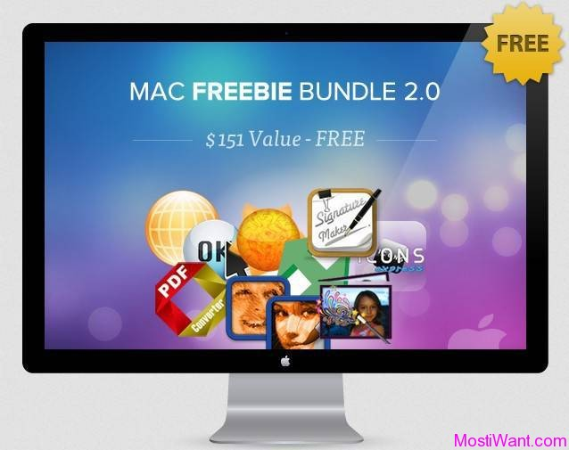 The Mac Freebie Bundle 2