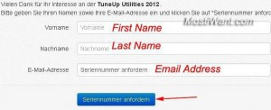 TuneUp Utilities 2012 Free Giveaway