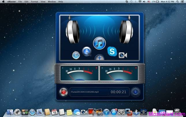 sBlaster for Mac