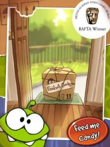 Cut the Rope iOS Game
