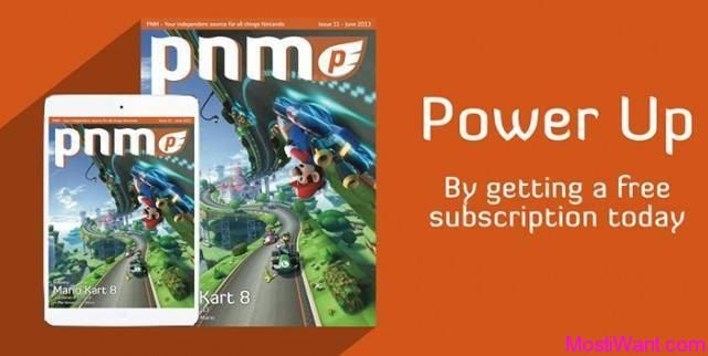 Pure Nintendo Magazine Free Subscription